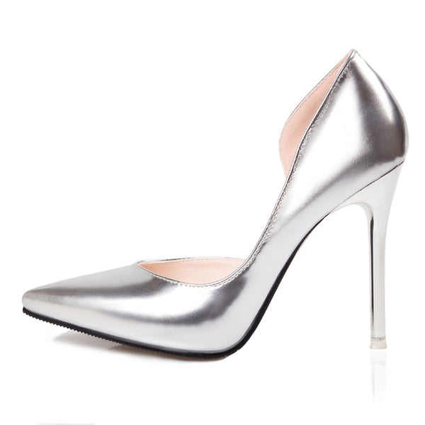 High Heel Stiletto Summer Pointed Toe Pumps - Nads Shoes