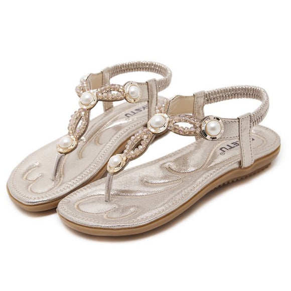 Summer Bohemian Women's Sandals - Nads Shoes