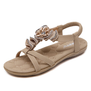 Soft Bottom Comfortable Leisure Sandals - Nads Shoes