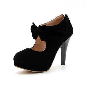 New Round Toe Fashion Style Vintage Shoes - Nads Shoes