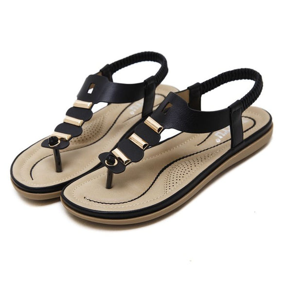 Soft Summer Thong Sandals For Women - Nads Shoes