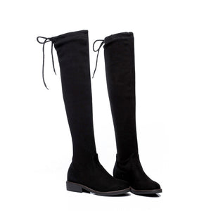 Over the Knee Women's Autumn Boots