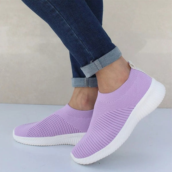 Women's Casual Slip On Flats - Nads Shoes