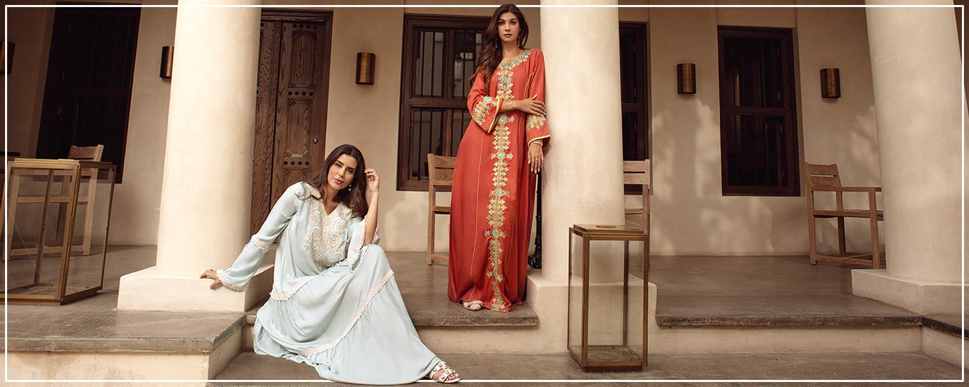 Islamic Fashion Clothing Online Store Kashkha Modest Fashion