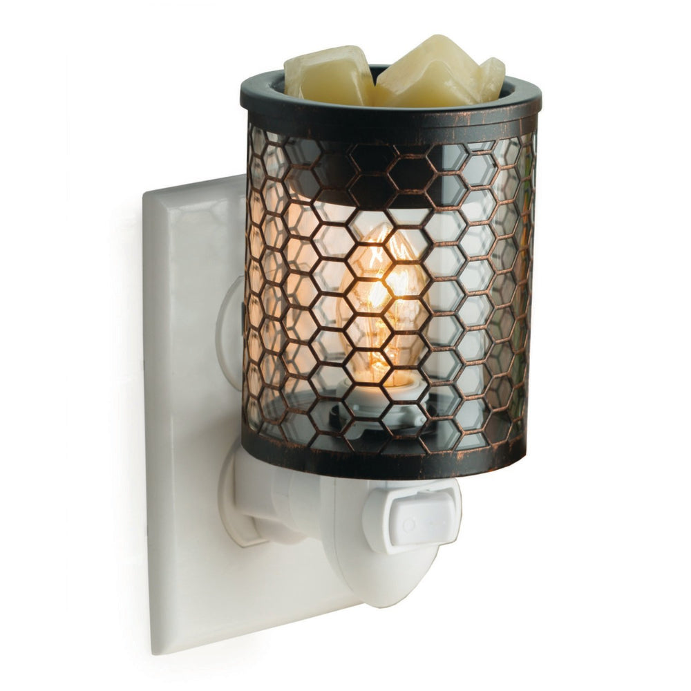 Pluggable Melt Warmer - Chicken Wire