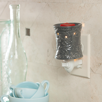 Pluggable Melt Warmer - Rainstorm