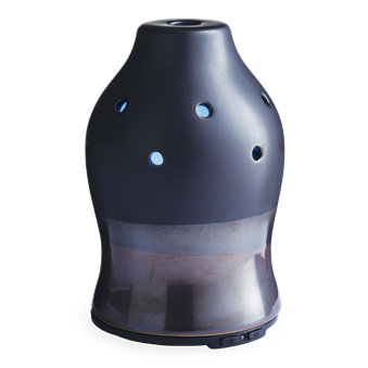 Aromatherapy Diffuser - Black Dipped