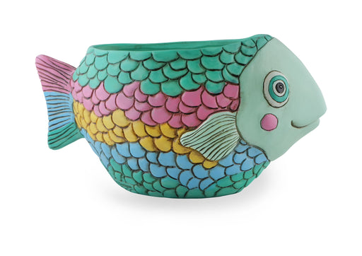 Rainbow Trout Planter - Limited Edition