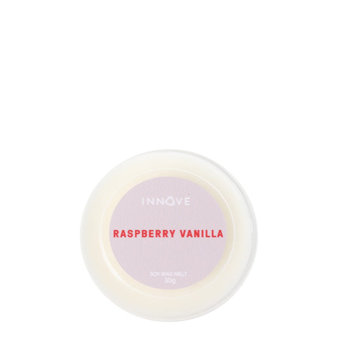 Soy Wax Melt, Single - Raspberry Vanilla