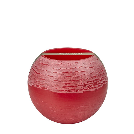 Mini Wax Globe - Red