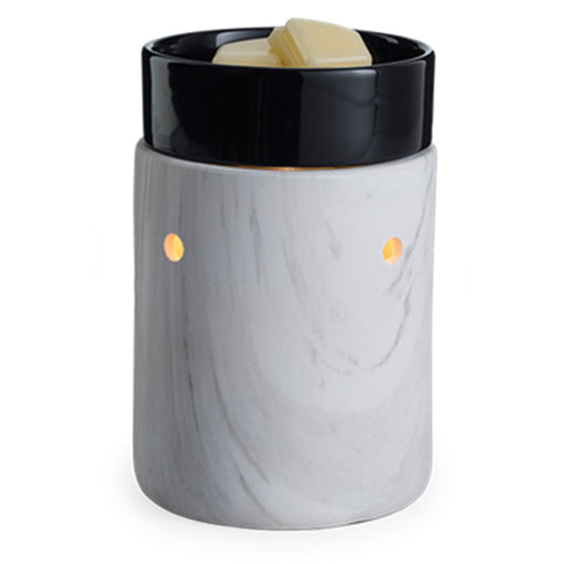 Melt Warmer - Ceramic Illuminations White Marble