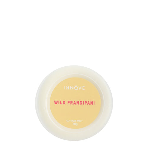 Soy Wax Melt, Single - Wild Frangipani