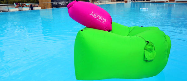 LayBag™ Rocca® - Small Air-Chair for huge relaxation