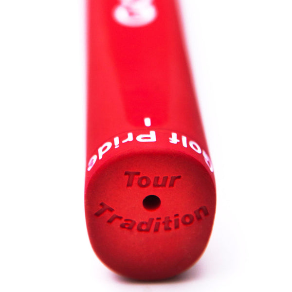 Golf Pride Tour Traditions Putter Red
