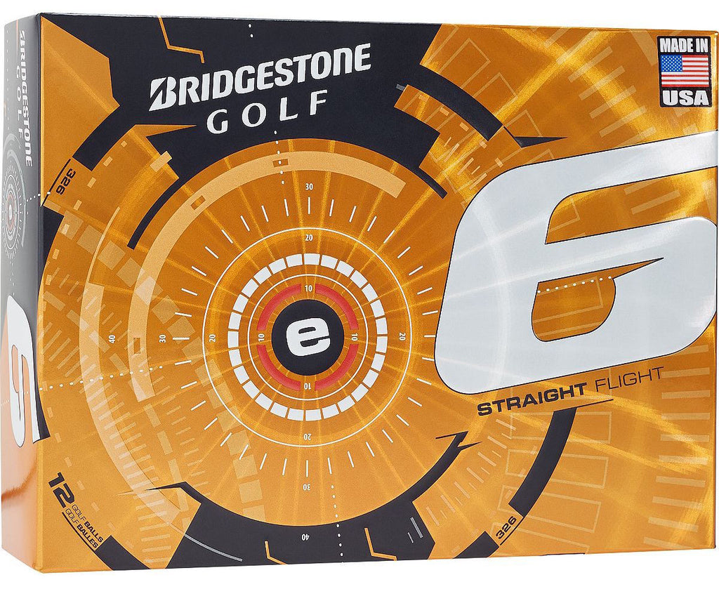 Bridgestone E6 Golf Balls