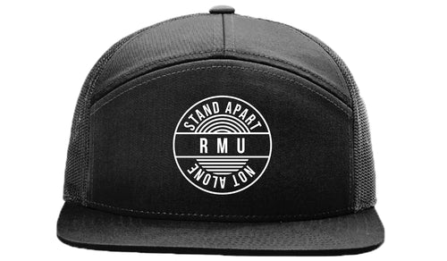 Stand Apart, Not Alone 7 panel Cap