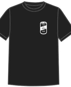 Beer Can T - Black