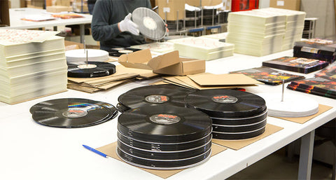 Vinyl Process Packaging