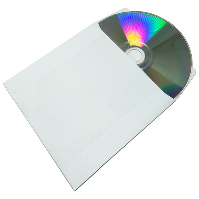 DVD Paper Sleeves