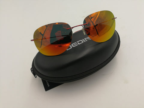R66 2003 New Titanium Sun glasses