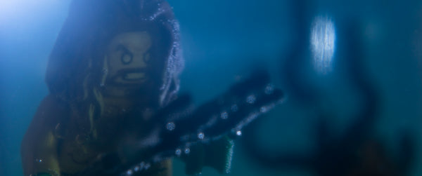 Something, something, trident. Lego photography by Tom Milton