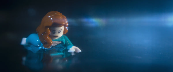Redheads, you got to love them. Lego photography by Tom Milton