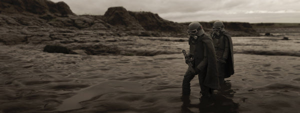 Great, more mud. Toy photography by Tom Milton