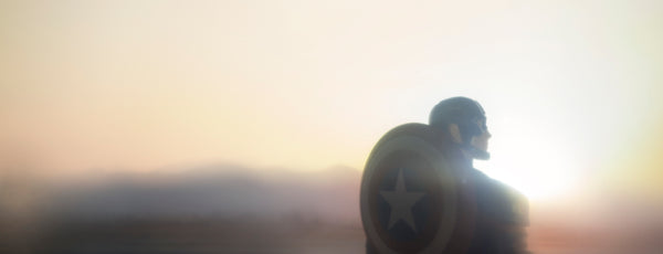 Coulson's gonna swoon. Toy photography by Tom Milton