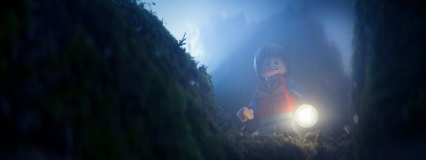 Will the Wise. Toy photography by Tom Milton