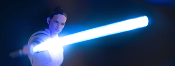 In the heart of a Jedi lies their strength. Toy photography by Tom Milton