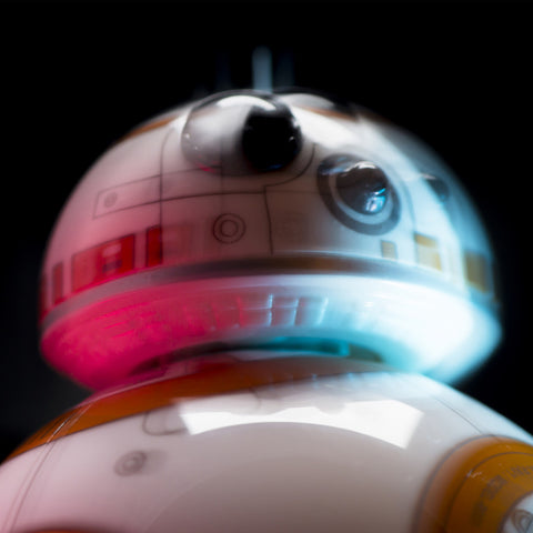BB-8, Long Exposure Photography