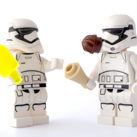 Do you think snowtroopers have this problem? Lego Photography