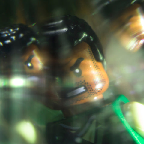 …and sometimes to contain threats. Lego photography by Tom Milton