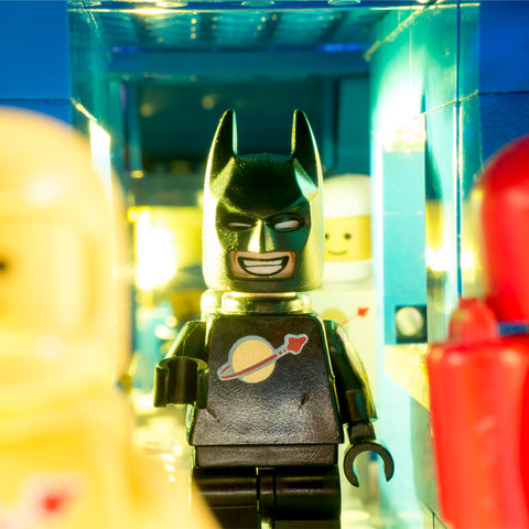 Nice retro space suit, and it's in my colour. Lego Photography by Tom Milton