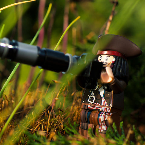 Maybe I need a longer focal length. Toy Photography by Tom Milton