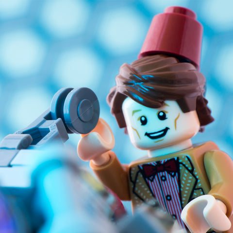 Geronimo! Lego Photography