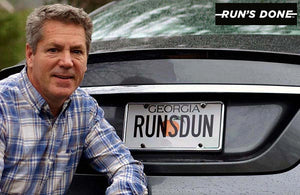 Jerry Anchors, founder of Run's Done and visionary behind the Strapless Sports Towel Seat Cover
