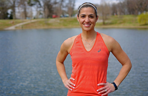 How This Mom Continues To Crush Her Running Goals