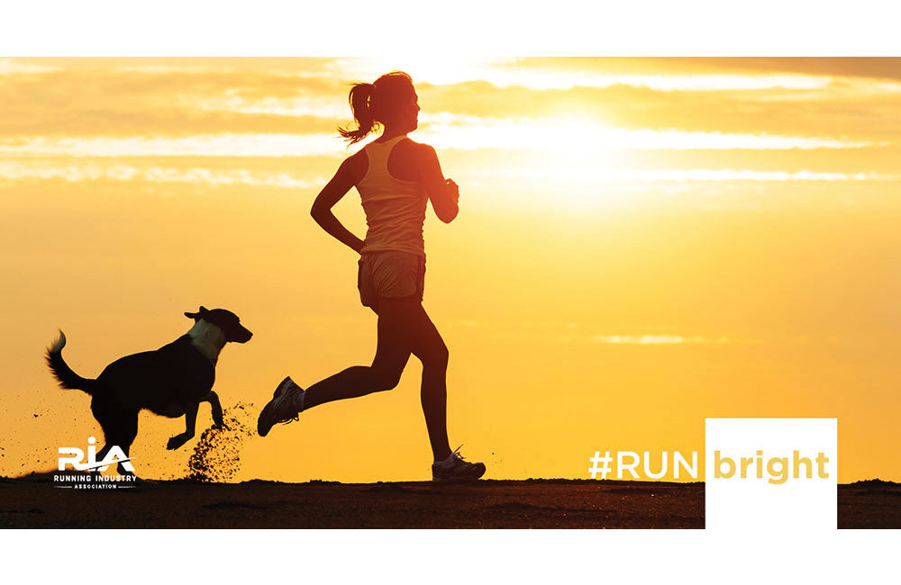 #RUNbright for National Runner Safety Month