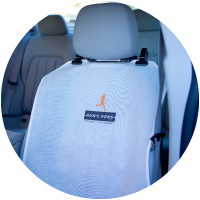 Runner's Reusable Seat Cover