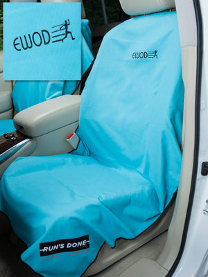 The EWOD Custom Logo Runner's Sports Towel Seat Cover