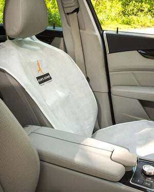 Race Day Car Seat Cover