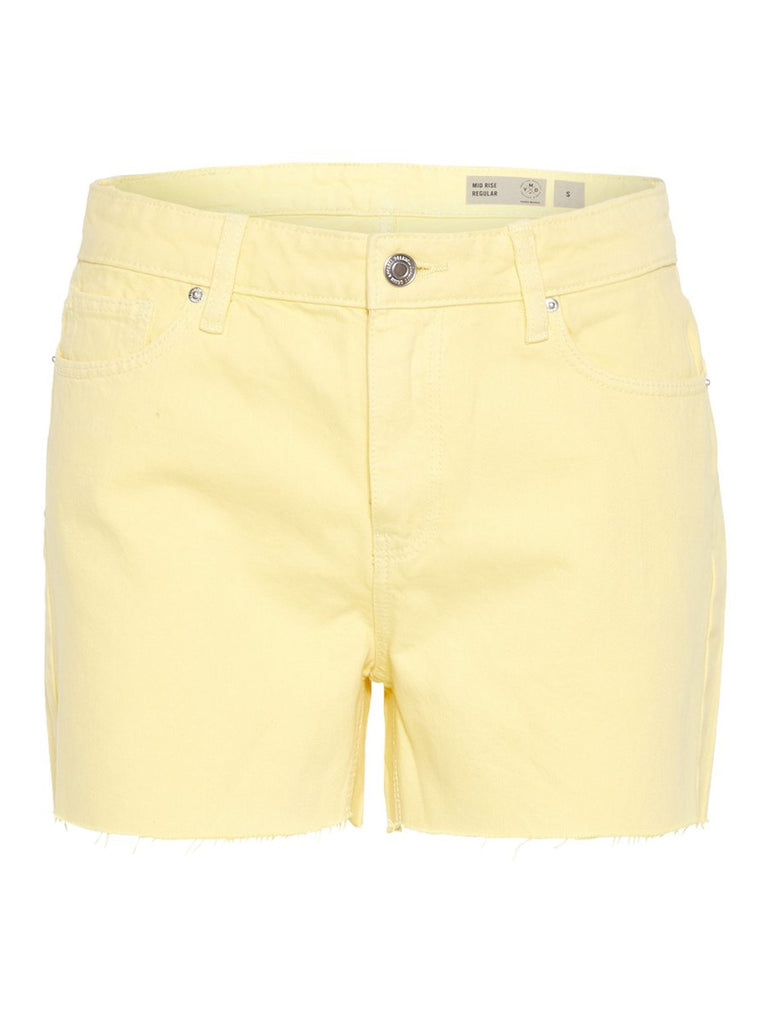 Short Anna Mellow Yellow Vero Moda