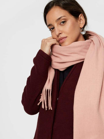 Foulard Impact Long Misty Rose Vero Moda