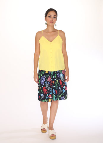 Camisole Manu Yellow Pepaloves