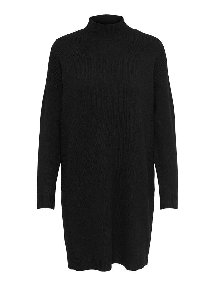 Robe Prime Knit Noir Only