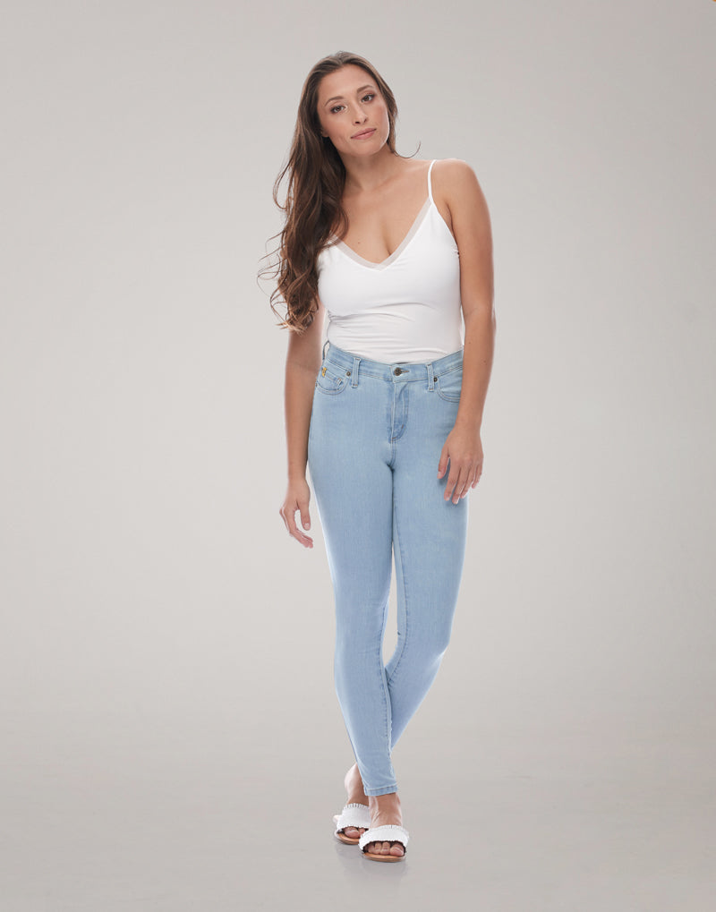 Jeans T.Haute J.Skinny.Ankle 2023SA-R27 Yoga Jeans