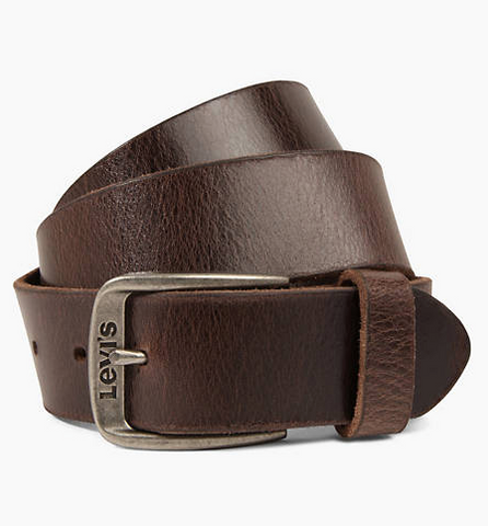Ceinture Alturas Dark Brown Levi's
