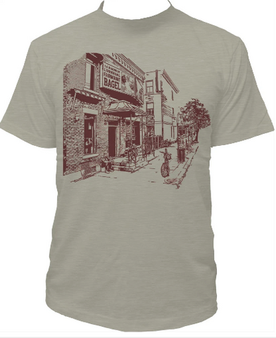 T-Shirt Avenue Fairmount Tresnormale