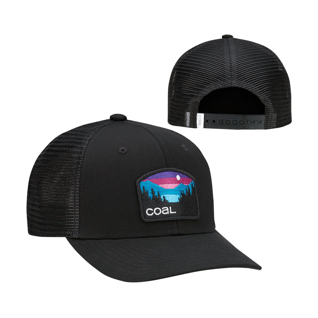 Casquette The Hauler Low Noir Coal